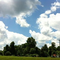Photo taken at Oakton Dog Park by Vahid O. on 6/7/2012