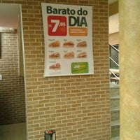 Photo taken at Subway by Zeka on 4/10/2012