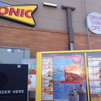 Photo taken at SONIC Drive In by Toni J. on 3/16/2012