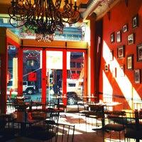 Photo taken at Cubanitas by Walli U. on 3/28/2012