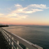 Photo taken at Santa Cruz Wharf by Hergmoid F. on 2/23/2012