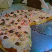 Photo taken at Demmy's Pastas - Pizzas by Aldo A. on 3/5/2012