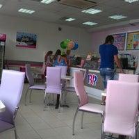 Photo taken at Баскин Роббинс by Dmitry C. on 6/20/2012