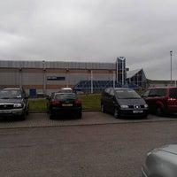 Photo taken at Lynx Ice Arena by Kris G. on 5/31/2012