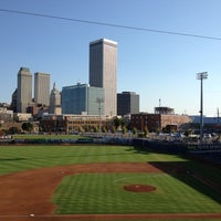 Photo taken at ONEOK Field by Chad H. on 8/14/2012