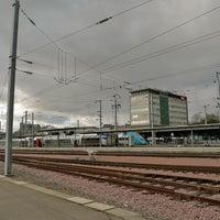 Photo taken at Nantes Railway Station by MikaelDorian on 1/25/2011