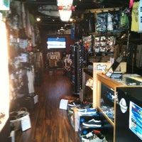 Photo taken at Catalyst Skate and Surf Shop by Katie M. on 8/16/2011