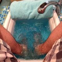 6/28/2012 tarihinde Brian C.ziyaretçi tarafından Splurge Salon & Spa'de çekilen fotoğraf