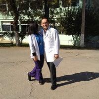 Foto tomada en Facultad Medicina UV - Campus Chorrillos por Gonzalo V. el 5/29/2012