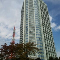 Photo taken at The Prince Park Tower Tokyo by Masahiko N. on 11/9/2011