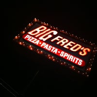Photo taken at Big Fred's Pizza Garden by Geoff J. on 11/13/2011