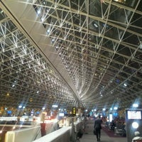 Photo taken at Paris Charles de Gaulle Airport (CDG) by Jan-Paul P. on 10/26/2011