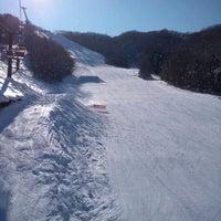 12/31/2011にMasatoshi W.がYANABA snow&greenparkで撮った写真