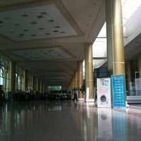Photo taken at Mashhad International Airport (MHD) by Ali H. on 6/25/2012