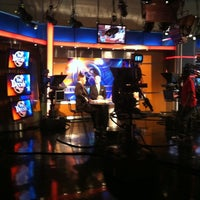 Photo taken at WTVT FOX 13 by Siobhan H. on 3/14/2011