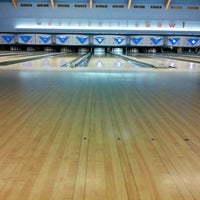 Photo taken at West Seattle Bowl by Gary W. on 3/23/2012