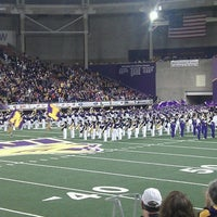 Photo taken at UNI-Dome by Letha A. on 11/13/2011