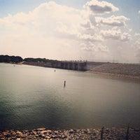 Photo taken at J. Percy Priest Dam by Tony J. on 7/4/2012