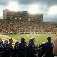 Photo taken at Floyd Casey Stadium by Melonie T. on 9/18/2011