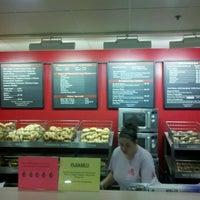 Photo taken at Bagels Plus by Matthew P. on 12/14/2011