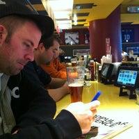 Photo taken at Buffalo Wild Wings by Dean N. on 5/2/2012