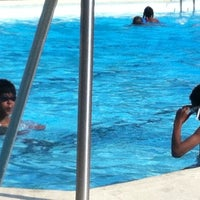 Photo taken at Imperial Towers Pool by beautifulkelli on 6/10/2012
