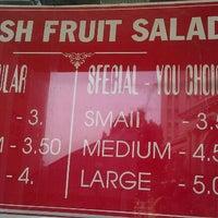 Photo taken at Tang's Fruit Salad by Dio B. on 10/10/2011