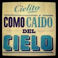 Photo taken at Cielito Querido Café by Soledad C. on 7/7/2011