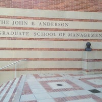 Photo taken at UCLA Anderson School of Management by Alex D. on 8/6/2012