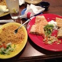 Photo taken at Manuel's Mexican Food by Tabitha D. on 2/13/2012