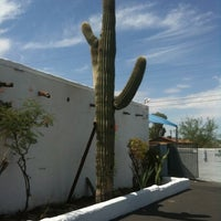 Photo taken at Los Dos Molinos by Casey B. on 8/16/2011