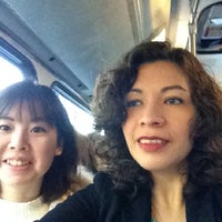 Photo taken at Bus 144 by Daphne R. on 7/1/2012
