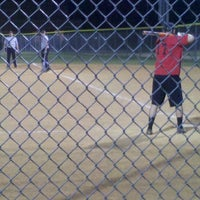 Photo taken at Appling Field Softball Complex by Leslie P. on 10/11/2011