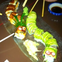 Photo taken at Itto Sushi by Vithida S. on 12/25/2010