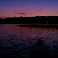 Photo taken at St. Mary's Lake by brian p. on 7/10/2012