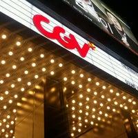 Photo taken at CGV Cheongdam Cinecity by Juyeon L. on 11/12/2011