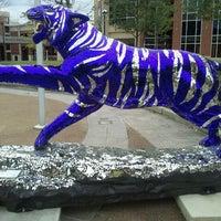 Photo taken at University of Memphis by Regina H. on 10/31/2011