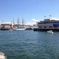 Photo prise au Boston Harbor par Edward L. le7/2/2012