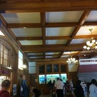 Photo taken at Amtrak: Harrisburg Transportation Center (HAR) by Timothy P. on 8/26/2011