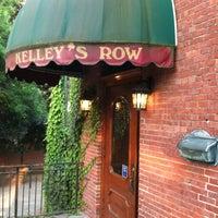 Photo taken at Kelley's Row Restaurant & Cellar Pub by Erik P. on 7/13/2012