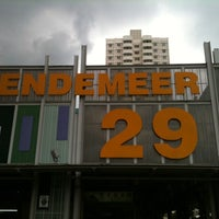 Photo taken at Bendemeer Market & Food Centre by Lim Z. on 10/22/2011