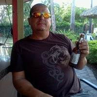Photo taken at Red Parrot Pool Bar by QueenMaureen on 7/20/2012