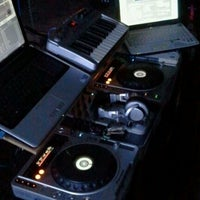 Photo taken at The DJ Booth by Trey N. on 8/29/2011