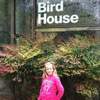 Photo taken at Bird House by Leslie H. on 4/12/2012