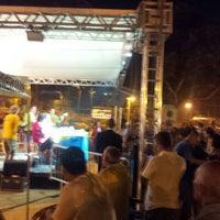 Photo taken at Praça da Harmonia by Luiz F. on 5/26/2012