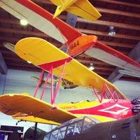 Photo taken at Suomen Ilmailumuseo / Finnish Aviation Museum by Petteri J. on 5/20/2012