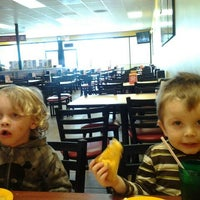 Photo taken at Cicis by Sara H. on 10/25/2011