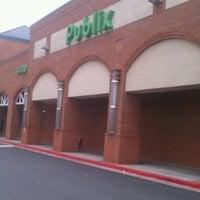 Photo taken at Publix by Michael W. on 1/16/2012