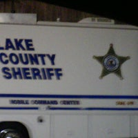 Photo taken at Lake County Sheriff's Office 911 by Kevin L. on 12/27/2011
