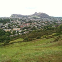 Photo taken at Blackford Hill by Edward K. on 6/6/2011